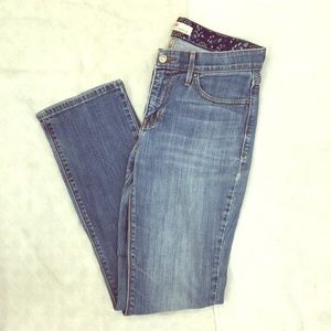 🔹Levi's Medium Wash/ 525 Straight Leg Jeans